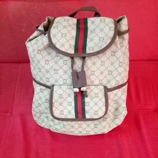 #KayaRaya Backpack Wow