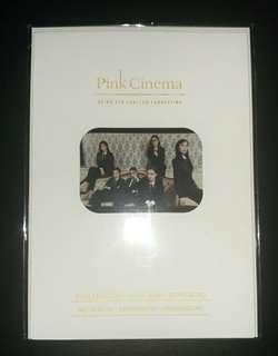 Apink Pink Cinema FM周邊Photo Ticke