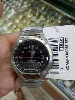 Casio AQ Series Full Metal