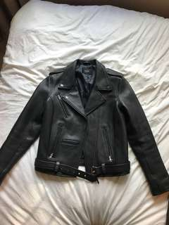 Neuw leather jacket 100% cow