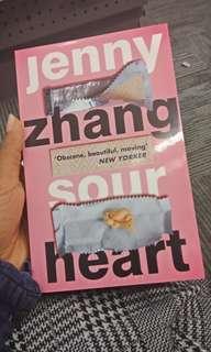 Sour Heart - Jenny Zhang