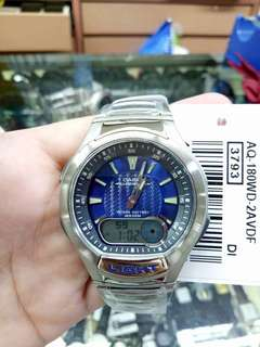 Original Casio AQ Series Watch full metal