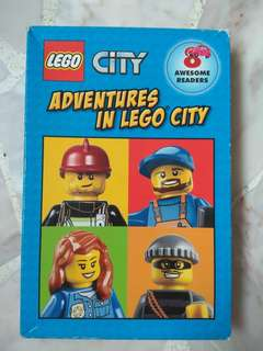 Lego City: Adventures in Lego City