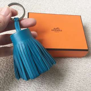 AUTHENTIC HERMES Carmen Pom Pom Charm