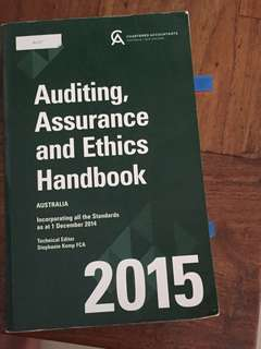 Auditing Assurance and Ethics Handbook
