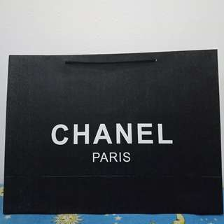 Paperbag chanel