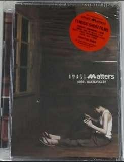 何韻詩 HOCC Small matters DVD