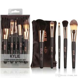Kylie brush complexion set 5
