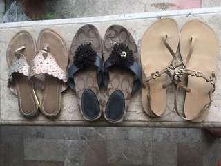 Branded Sandals Bundle Sale