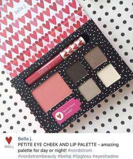 美國bella j. Petite Eye,Cheek and Lip Palette 化妝品 $90