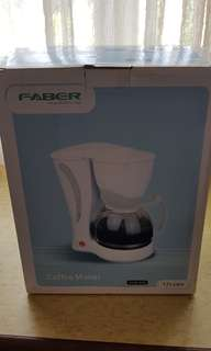 faber coffee maker
