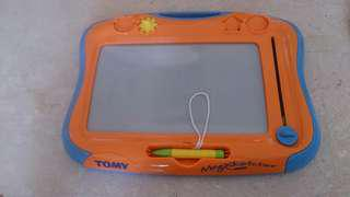 Preloved Tomy doddle Drawing Board