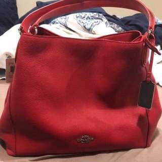 Coach Bag (Red)