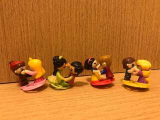Kinder Disney princess couple #2bdsale