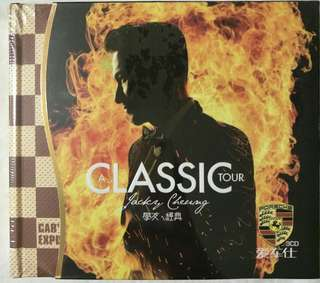 [Music Empire] 张学友 - 《A Classic Tour》新歌 + 精选 ‖ Jacky Cheung Greatest Hits Audiophile CD Album