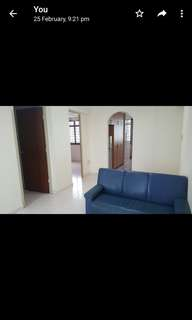 3I Blk505 Bukit Batok St52 high floor unblock renovated clean and move in Mrt