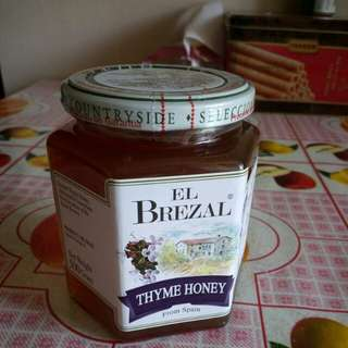 Spain EL BREZAL THYME HONEY百里香蜜糖 500gram