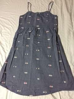 Roxy Denim Dress