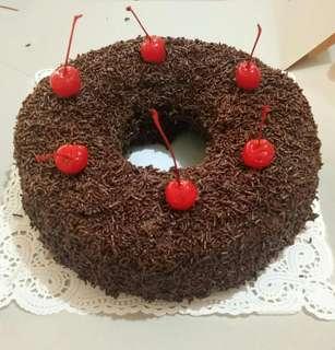 KM Chocolate cake