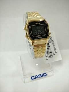 Original Casio watch LA680