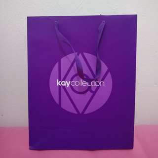 Paperbag kay collection
