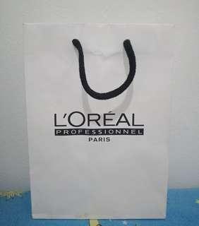 Paperbag loreal