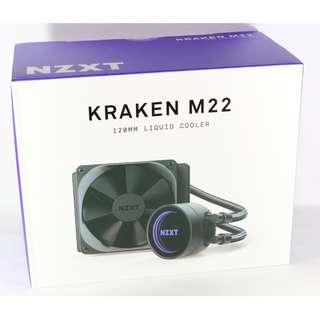 恩傑 NZXT Kraken M22 水冷散熱器 120MM 12公分