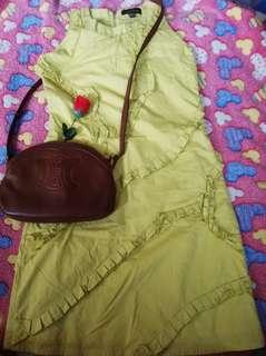 Plain&Prints Dress