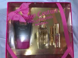 Juicy Couture Hollywood Gift Set