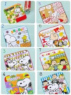Snoopy小方巾20*20