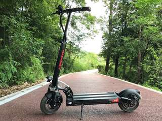 13AH 20.2kg MAXSPEED 4 Electric Scooter 52V 600W / EScooter