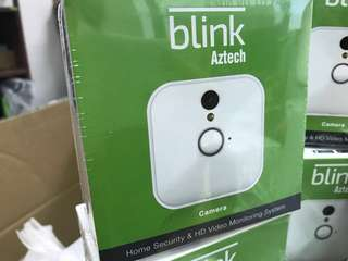 Blink Aztech -無缐安主監控系統home security &hd video monitoring system