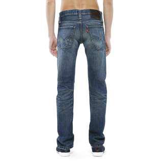 31腰 Levis 541 重磅款 層次水洗刷色 都會修身小直筒 牛仔褲 二手 長褲 休閒褲 工作褲