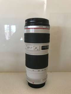 Canon L series Zoom Lens f4