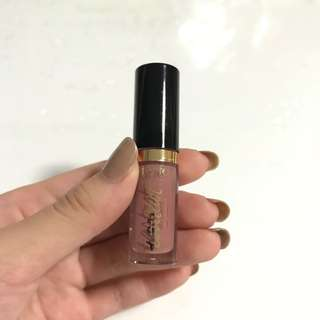 "Tarte mini lip paint ""Birthday Suit"""