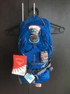 BNWT Osprey Packs Raptor 10 Hydration Pack