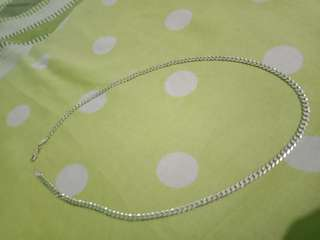 Authentic Silver Necklace