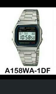 Original Casio Watch A158