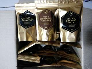 SMR Cookies/Brownies