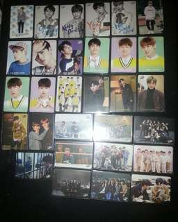 Yes Card(wanna one)