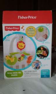 Fisher-price musical