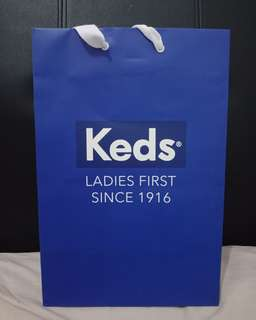 Paperbag keds