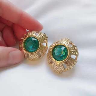 Swarovski Vintage Earrings 古典耳環 (not Chanel earrings