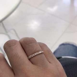 Tiffany Metro ring 戒指