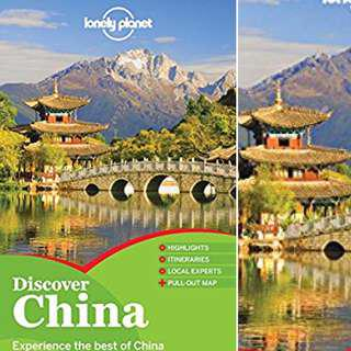 Discover China (Lonely Planet Discover) by Damian Harper