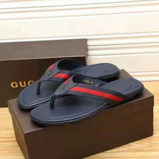 Sandal Gucci Pria ORI leather