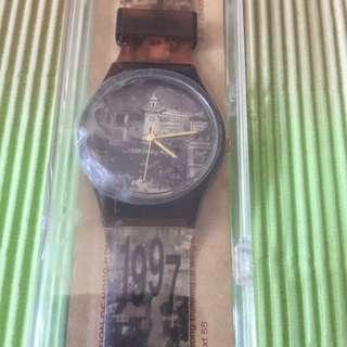 Watch 1997香港回歸紀念手錶