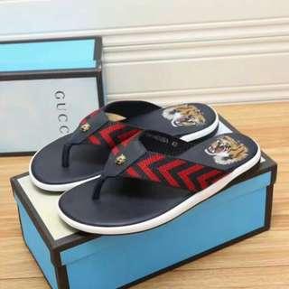 Sandal Gucci Pri ORI leather