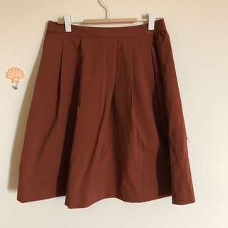 Uniqlo Skirt Size Large