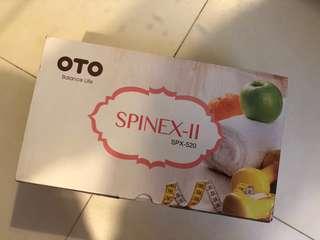 OTO Spinex II 3D 迴旋按摩器 (SPX-520)